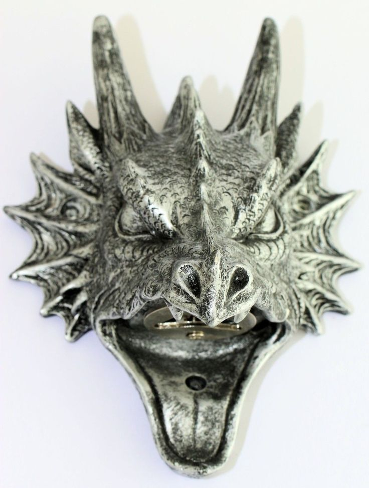 Dragon Bottle Opener Wall Hanging Great for home bars
