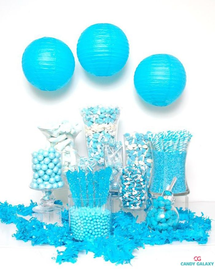 Candy Buffet Supplies | Candy Galaxy candy GIVEAWAY on www.KarasPartyIdeas.com! #candy # ...