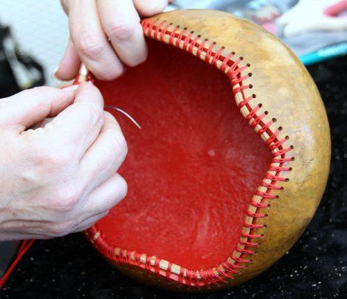 Gourds Crafts | sherry baker gourd artist d sherry baker gourd artist