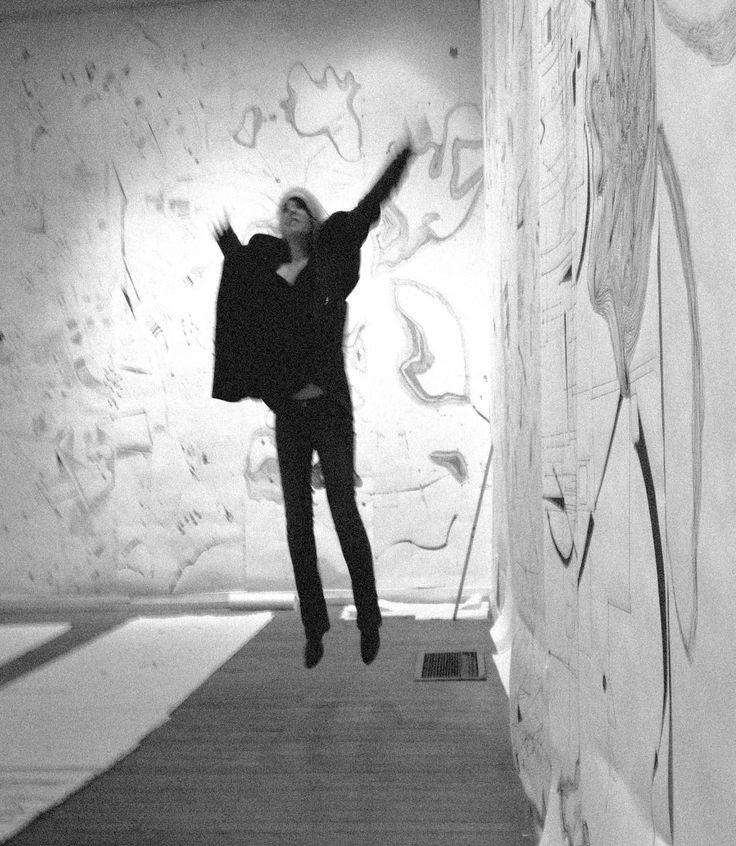 Zsuzsi Csiszer - Map Room- 2013, installation