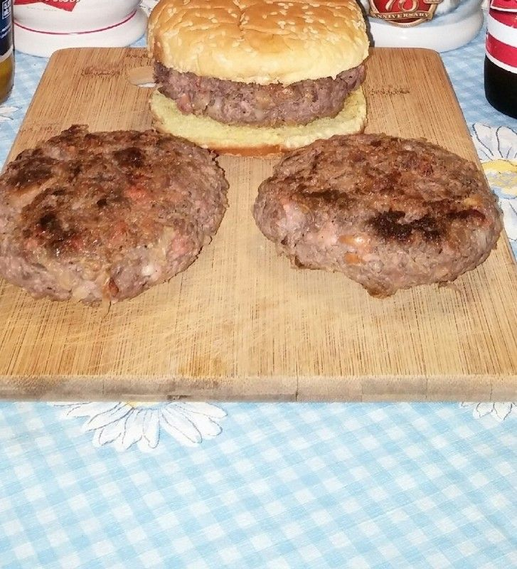 These are the best deer burgers ever, I prefer them over hamburger any day!