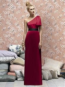 Lela Rose Bridesmaids Style LR171 #red #bridesmaid #dress