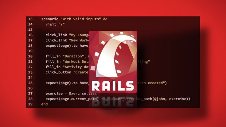 BDD with Ruby on Rails using RSpec 3 and Capybara