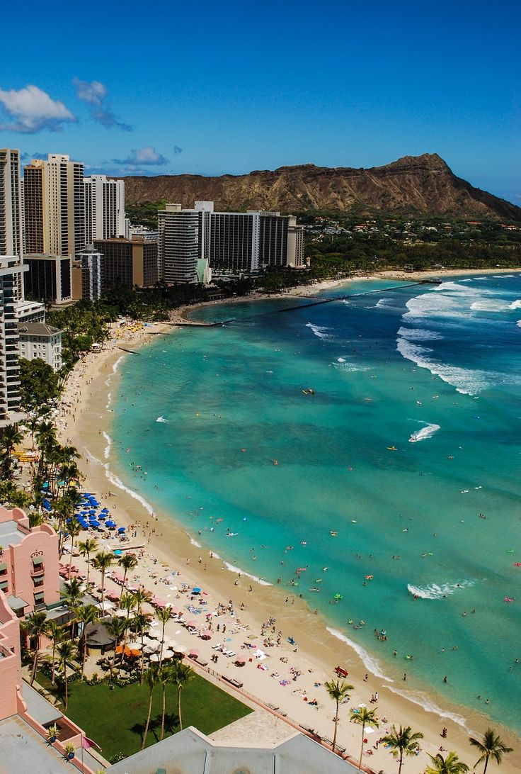 "WAIKIKI, HAWAII - The view from the Sheraton Waikiki - ""Photo of the Day - Honolulu, Hawaii"""
