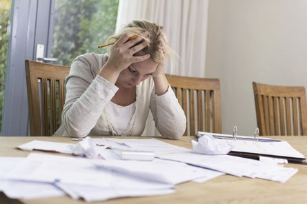 Consumers can send a credit restoration letter to the credit reporting agencies…