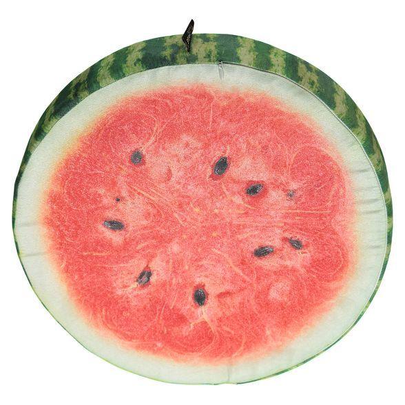 Früchte Sitzkissen