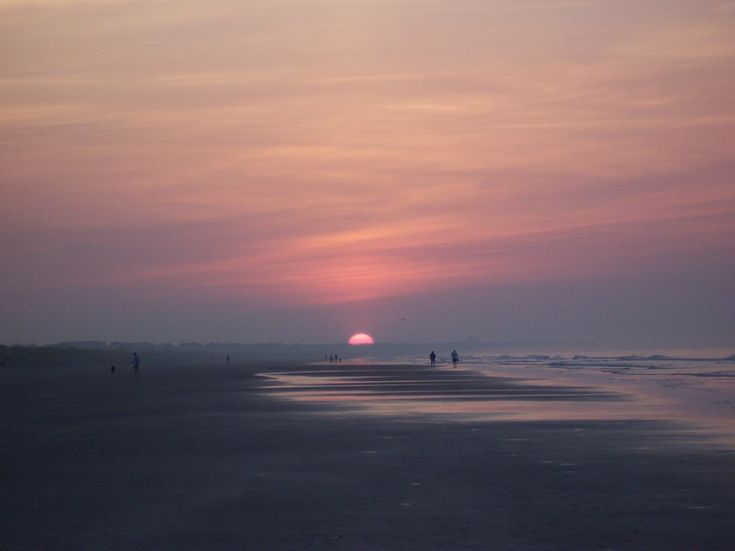 Isle of Palms, SC.  My Momma lived here, Hope she;s still strolling in the surf..RIP Momma
