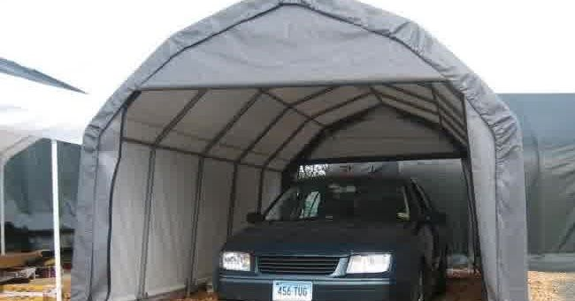 Why You Should Have a Portable Garage or Car Shelter