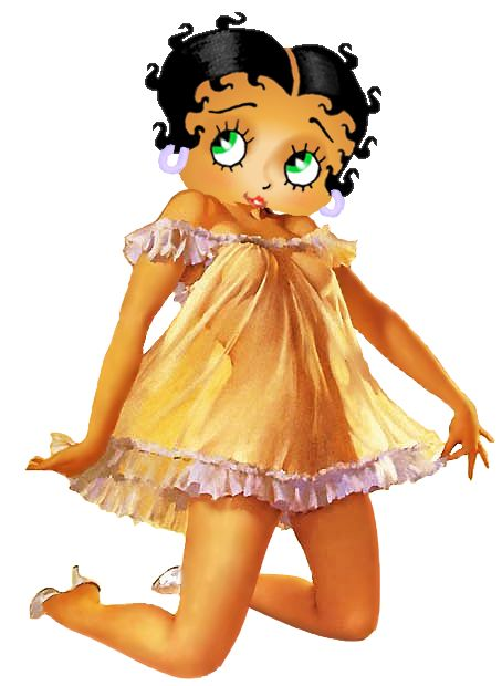 FOLLOW THIS BOARD FOR GREAT PINS OF SEXY BETTY BOOP.Betty Boop Baby Doll