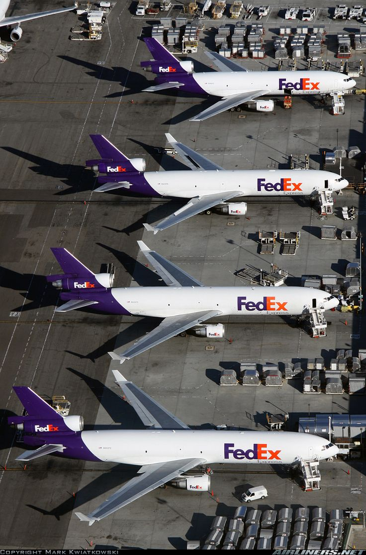 McDonnell Douglas MD-11F aircraft picture