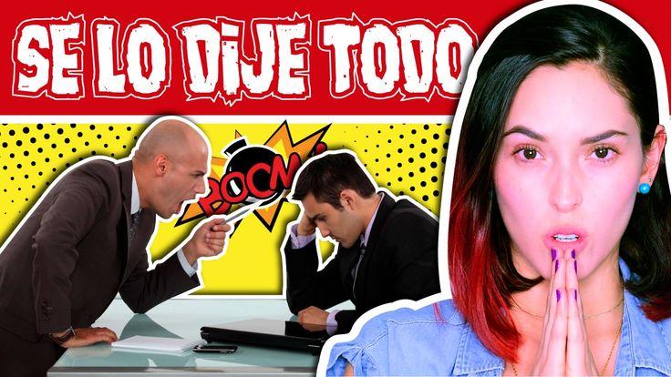 Peleé con mi JEFE y RENUNCIÉ - #StoryTime | Kika Nieto
