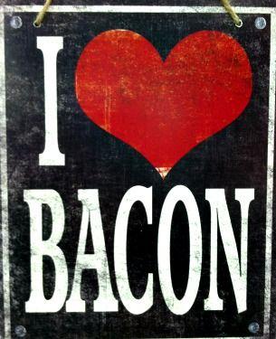 I love bacon recipe roundup