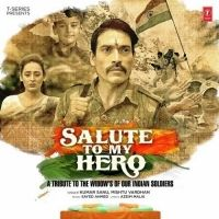 Salute To My Hero Is The Single Track By Singer Kumar Sanu-Mishtu Vardhan.Lyrics Of This Song Has Been Penned By Azeim Malik & Music Of This Song Has Been Given By Sayed Ahmed.
