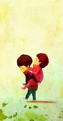 Violetno adorable artwork