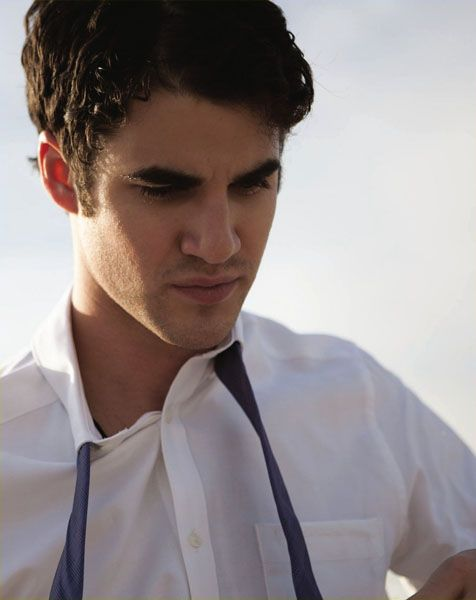 Darren Criss... seriously, what I wouldn't give to meet this man!