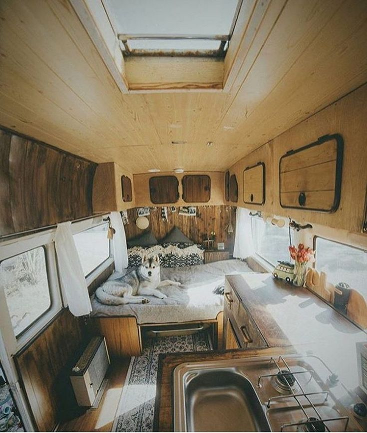 Best 25+ Converted Vans Ideas On Pinterest