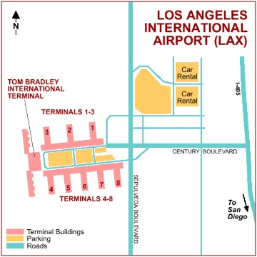 17 best images about non stop from ict on pinterest may for Best parking near lax