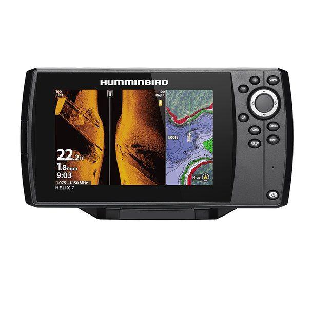 Humminbird HELIX 7 CHIRP Mega SI Fishfinder/GPS Combo G3 w