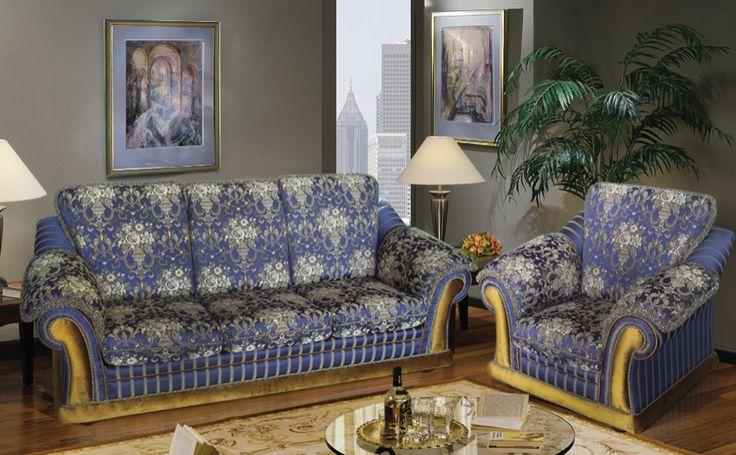 Коллекция итальянской мебели Палаццо от Аллегро-Стиль: комплект Эвелина