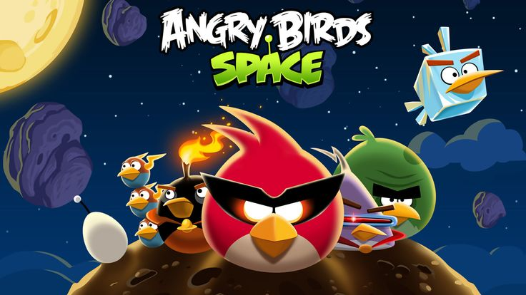 Angry Birds | Angry Birds Space | www.techclones.com  #games #apps #gaming apps