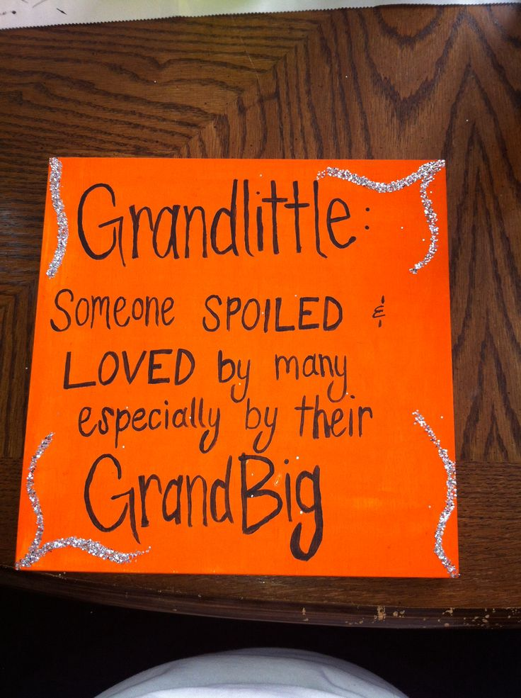 Grandlittle quote for my grandlittle