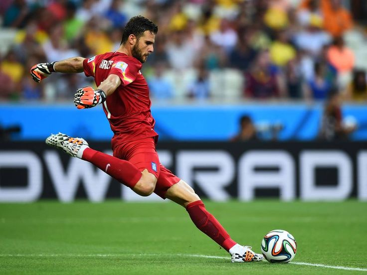 ... World Cup 2014 Greece delight in making people proud after Orestis  Karnezis ... 90e3de87e