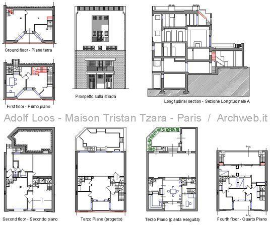 540 447 arch xix for Plant architecture maison