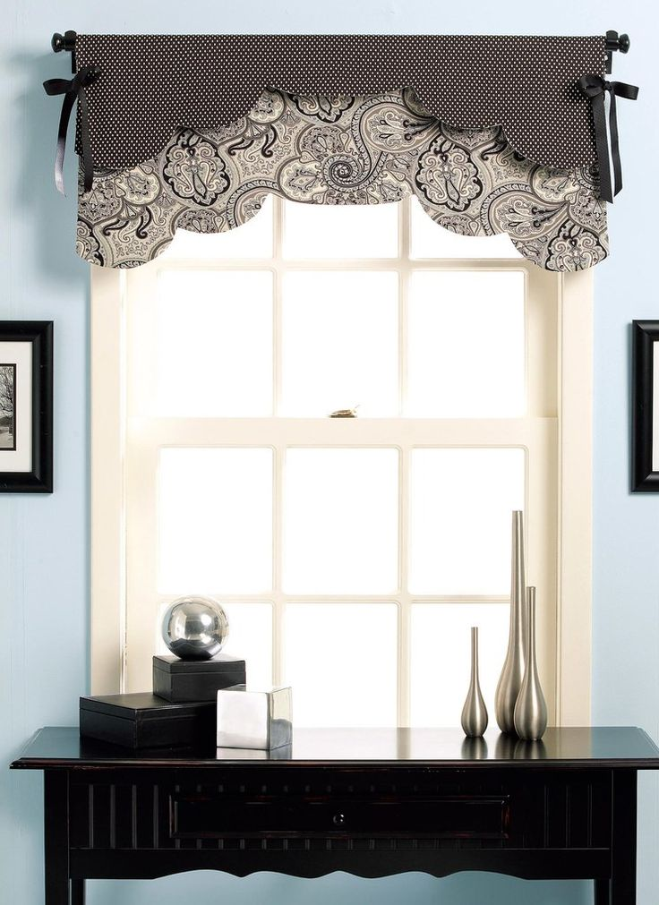 #251 Exemplary Valance  YOU PAY 1/2 DOWN