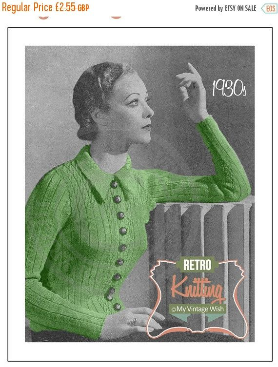 Knitting Vintage Things : Best strikkede sager knitted things images on