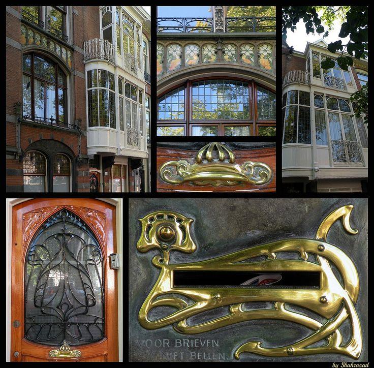22 best jugendstil den haag images on pinterest the for Melchior interieur den haag