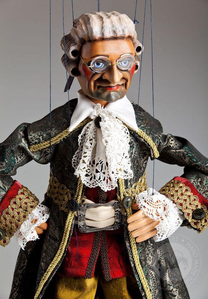 Antonio Salieri by Czech Marionettes