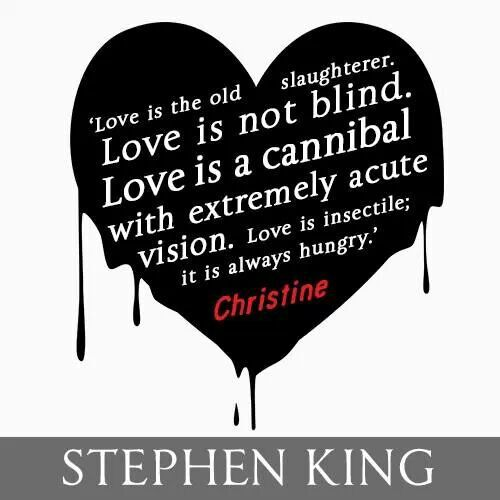 Valentines Day Quotes Famous Authors: 17+ Images About Stephen King Artwork On Pinterest
