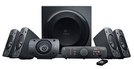 [$249.99] [Amazon Canada]Logitech Surround Sound Speaker System Z906 50% off now $250 http://www.lavahotdeals.com/ca/cheap/amazon-canadalogitech-surround-sound-speaker-system-z906-50/159504?utm_source=pinterest&utm_medium=rss&utm_campaign=at_lavahotdeals