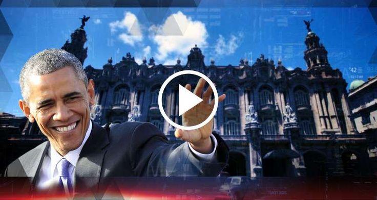 EN DIRECTO: Discurso de Obama al pueblo de Cuba desde el Gran Teatro de La Habana - Vídeo en CiberCuba
