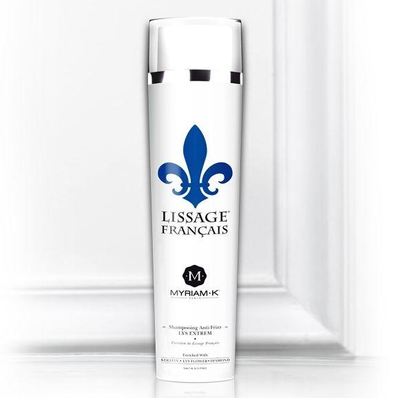 Champú mantenimiento Alisado Francés.El champú «Lys Extrem» se funde al instante con el cabello para proporcionarle suavidad y flexibilidad en toda su...