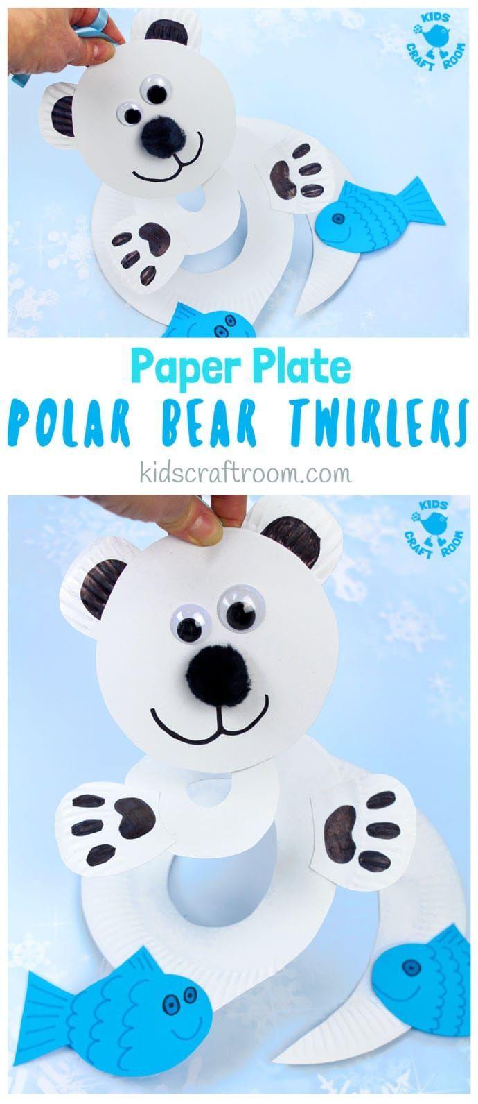 Polar Bear Twirler