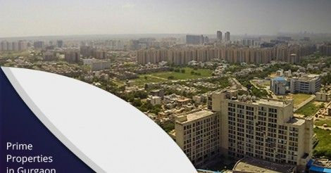 Arial photography of south city 2 gurgaon done by Aditya Bajaj mindmyweb