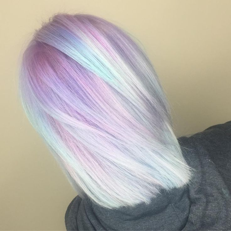 Pastel Milkshake Hair Is the Tasty New Rainbow Hair-Color Trend | Allure
