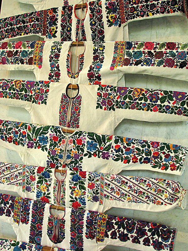 Ukrainian shirt heaven!