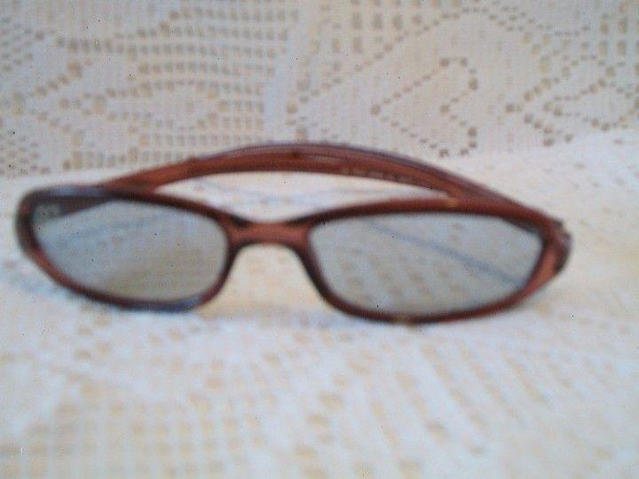 Brown Ralph Lauren Polo Jeans Sunglasses