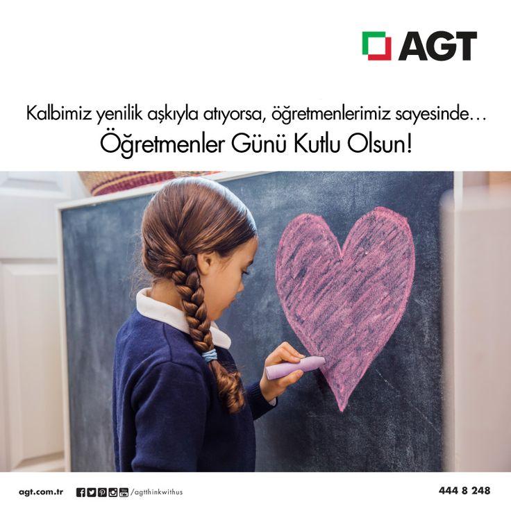 Kalbimiz yenilik aşkıyla atıyorsa, öğretmenlerimiz sayesinde... Öğretmenler Günü kutlu olsun!
