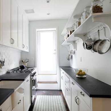 White Galley Kitchen Design 58 best kitchen remodel images on pinterest | kitchen remodeling