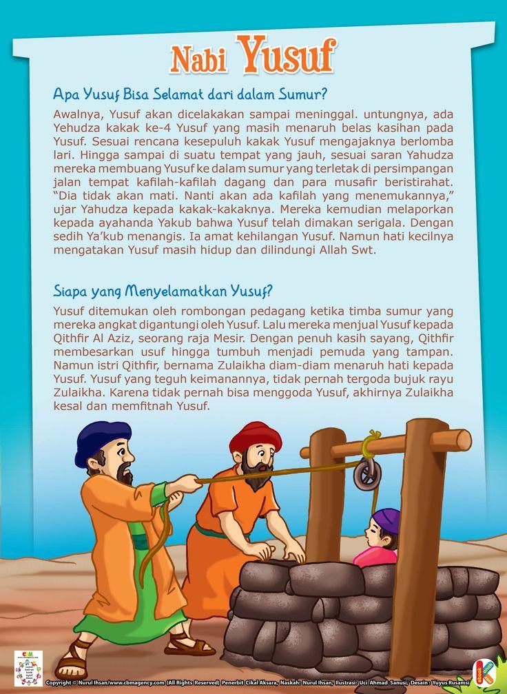 Siapa yang Menyelamatkan Nabi Yusuf