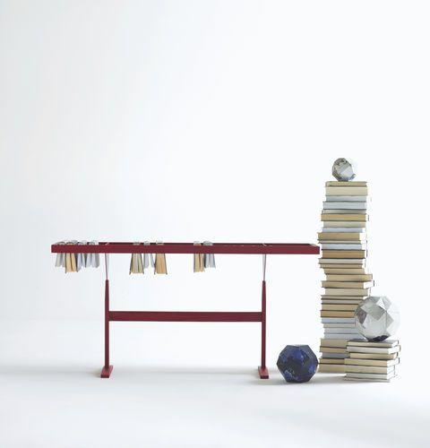 Libreria design originale / in metallo BOOKEN by Raw Edges LEMA Home
