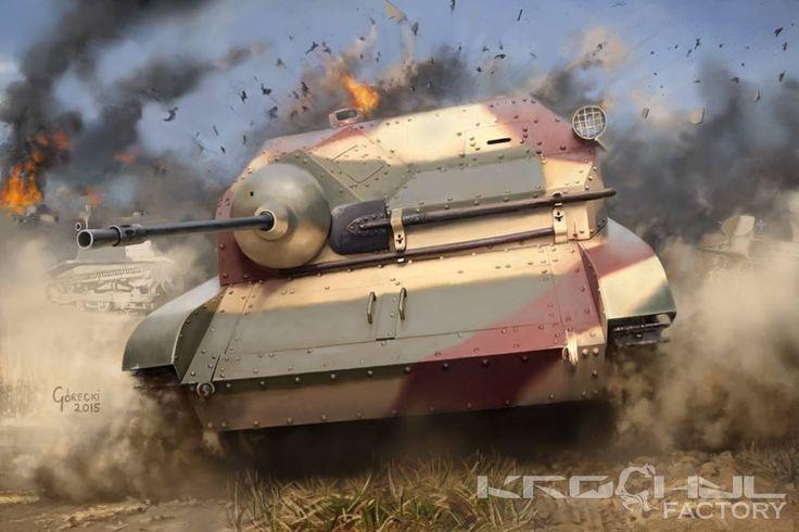 TK-S z działkiem 20 mm