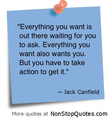 """Maximize Your Potential"" with Jack Canfield Quotes at http://www.yourmotivationpage.com/motivational-speakers/jack-canfield-quotes"