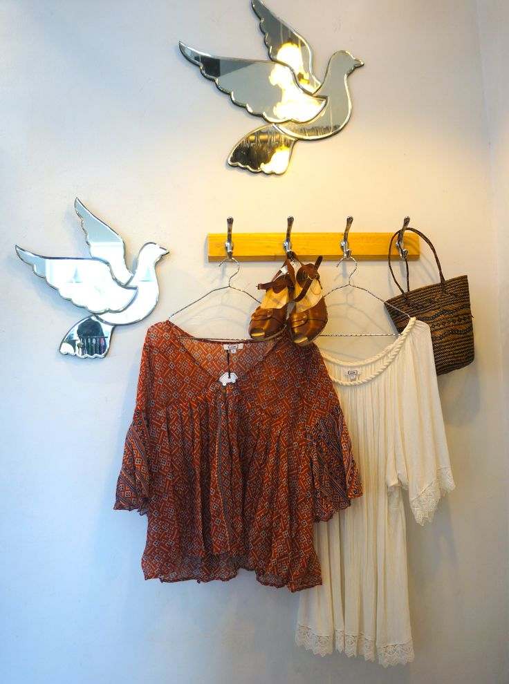 Go Boho Go Gypsy. Feel absolute free in these gorgeous tops which are absolutely loved by us #letoko #conceptstore #bali