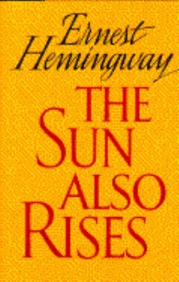 a reading report on the sun also rises by ernest hemingway The best study guide to the sun also rises on the planet, from the creators   welcome to the litcharts study guide on ernest hemingway's the sun also  rises  the other epigraph quote is a passage from the bible's book of  ecclesiastes,.