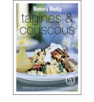 I love the simplicity of Women's Weekly cookbooks