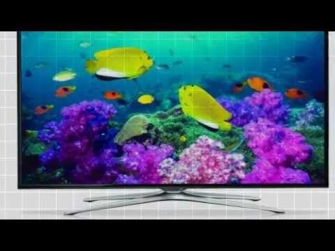 Samsung UN50F6300 50-Inch 1080p 120Hz Slim Smart LED HDTV